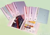 B5 20入/40入資料夾(大理石紋系列)